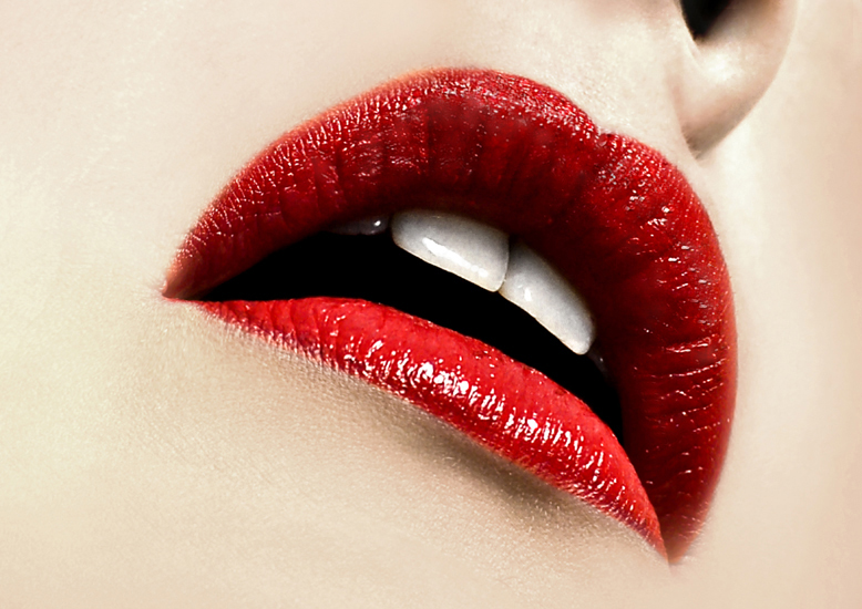 Red Lipstick, Red Lips